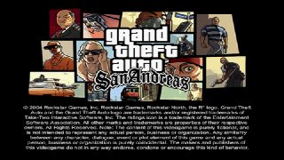 Screenshot Thumbnail / Media File 1 for Grand Theft Auto - San Andreas (USA) (v3.00)