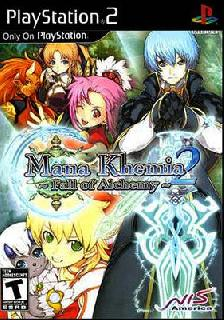 Screenshot Thumbnail / Media File 1 for Mana Khemia 2 - Fall of Alchemy (USA)