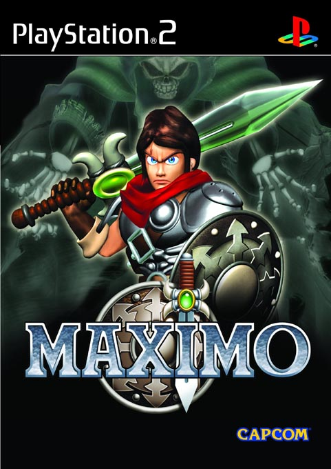 Ps2 Games All Of Them : Maximo ghosts to glory usa iso