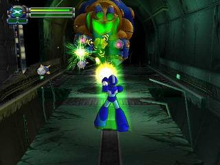 Screenshot Thumbnail / Media File 1 for Mega Man X7 (USA)