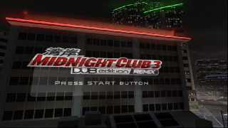 Screenshot Thumbnail / Media File 1 for Midnight Club 3 - DUB Edition Remix (USA)