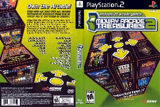 Screenshot Thumbnail / Media File 1 for Midway Arcade Treasures 2 (USA)
