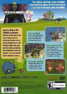 Screenshot Thumbnail / Media File 1 for Katamari Damacy (USA)