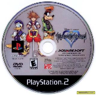 Screenshot Thumbnail / Media File 1 for Kingdom Hearts (USA)