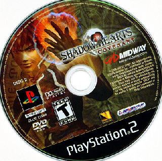 Screenshot Thumbnail / Media File 1 for Shadow Hearts - Covenant (USA) (Disc 2)