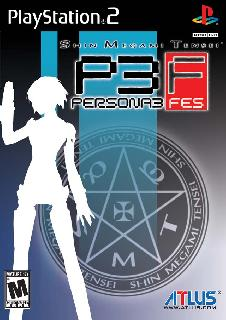 Screenshot Thumbnail / Media File 1 for Shin Megami Tensei - Persona 3 FES (USA)