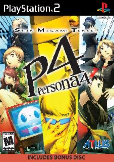 Screenshot Thumbnail / Media File 1 for Shin Megami Tensei - Persona 4 (USA)