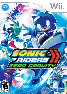 Screenshot Thumbnail / Media File 1 for Sonic Riders - Zero Gravity (USA)