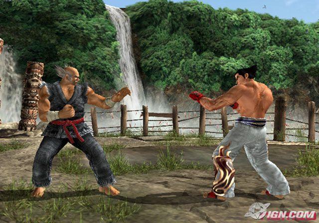 Tekken Tag Tournament Ps2 Rom