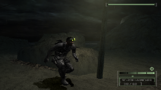 Screenshot Thumbnail / Media File 1 for Tom Clancy's Splinter Cell - Chaos Theory (USA) (En,Fr,Es)