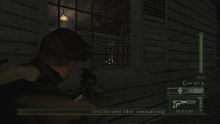 Screenshot Thumbnail / Media File 1 for Tom Clancy's Splinter Cell - Pandora Tomorrow (USA)