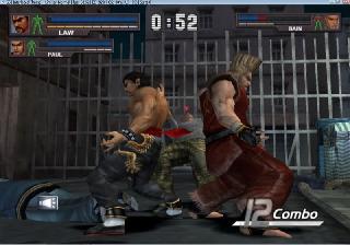 Screenshot Thumbnail / Media File 1 for Urban Reign (USA)