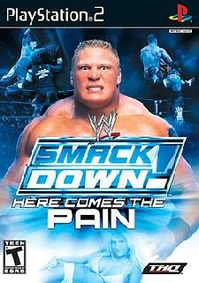 Screenshot Thumbnail / Media File 1 for WWE SmackDown! Here Comes the Pain (USA)