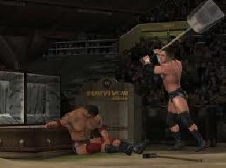 Screenshot Thumbnail / Media File 1 for WWE SmackDown! vs. Raw 2006 (USA)