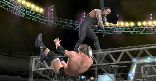 Screenshot Thumbnail / Media File 1 for WWE SmackDown vs. Raw 2007 (USA)