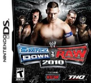 Screenshot Thumbnail / Media File 1 for WWE SmackDown vs. Raw 2009 (USA) (En,Fr)