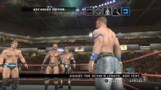 Screenshot Thumbnail / Media File 1 for WWE SmackDown vs. Raw 2010 (USA) (En,Fr,Es)