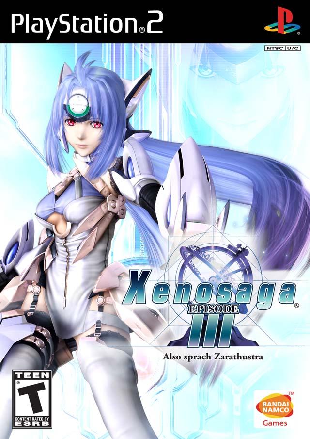for Xenosaga Episode III - Also sprach Zarathustra (USA) (Disc 2
