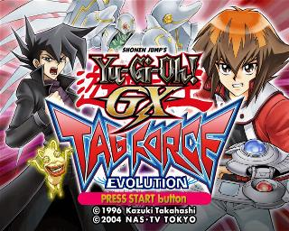 Screenshot Thumbnail / Media File 1 for Yu-Gi-Oh! GX - The Beginning of Destiny (USA)
