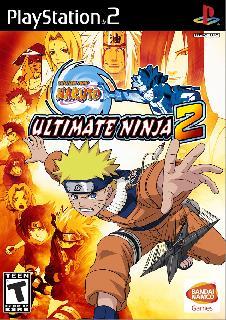 Screenshot Thumbnail / Media File 1 for Naruto - Ultimate Ninja 2 (USA)