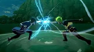 Screenshot Thumbnail / Media File 1 for Naruto - Ultimate Ninja 2 (USA)