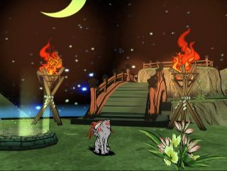 Screenshot Thumbnail / Media File 1 for Okami (USA)