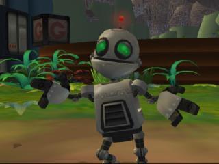 Screenshot Thumbnail / Media File 1 for Ratchet & Clank (USA) (En,Fr,De,Es,It)