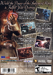 Screenshot Thumbnail / Media File 1 for Shadow Hearts - Covenant (USA) (Disc 1)