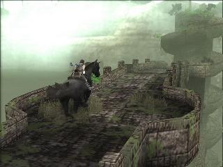 Screenshot Thumbnail / Media File 1 for Shadow of the Colossus (USA)