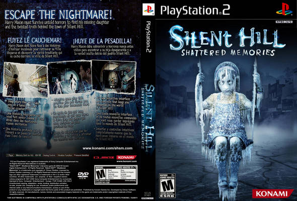 Silent Hill - Shattered Memories (USA) (En,Fr,Es) ISO