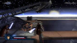 Screenshot Thumbnail / Media File 1 for Star Wars - Episode III - Revenge of the Sith (USA)