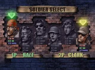 Screenshot Thumbnail / Media File 1 for Metal Slug 6 (Japan)