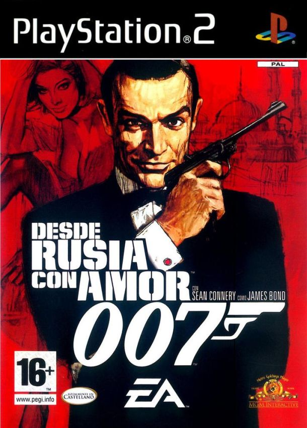 007 From Russia with Love Xbox Ps3 Ps4 Pc jtag rgh dvd iso Xbox360 Wii Nintendo Mac Linux