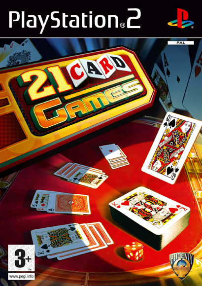 21 3 card game