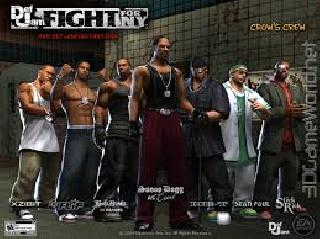 Screenshot Thumbnail / Media File 1 for Def Jam - Fight for NY (Europe, Australia) (En,Fr)