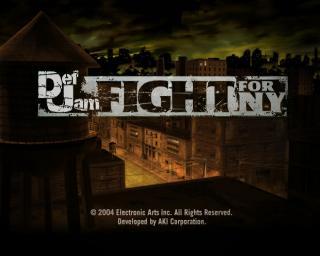 Screenshot Thumbnail / Media File 1 for Def Jam - Fight for NY (Europe, Australia) (En,Fr)