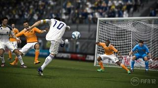 Screenshot Thumbnail / Media File 1 for FIFA 12 (Europe) (En,Es,Pt,Pl,Ru)