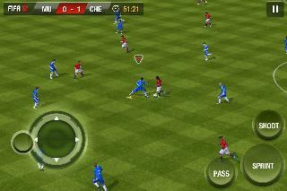Screenshot Thumbnail / Media File 1 for FIFA 12 (Europe) (En,Es,Pt,Pl,Ru)