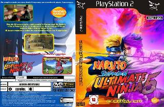 Screenshot Thumbnail / Media File 1 for Naruto Shippuden - Ultimate Ninja 5 (Europe) (En,Fr,De,Es,It)