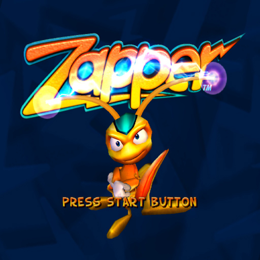 دانلود بازی Zapper برای کنسول پلی استیشن2