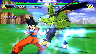 Screenshot Thumbnail / Media File 2 for Dragon Ball Z - Shin Budokai (USA)