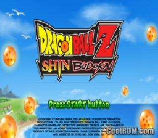 Screenshot Thumbnail / Media File 1 for Dragon Ball Z - Shin Budokai (USA)