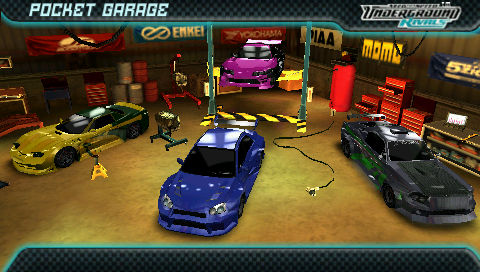 Need for speed underground rivals psp review gamezone.