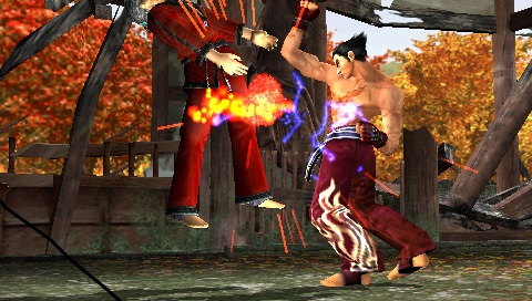 Tekken 5 Download For Ppsspp