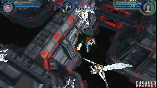 Screenshot Thumbnail / Media File 1 for Justice League Heroes (USA)
