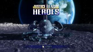 Screenshot Thumbnail / Media File 1 for Justice League Heroes (USA)
