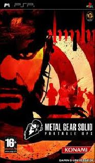 Screenshot Thumbnail / Media File 1 for Metal Gear Solid - Portable Ops (USA)