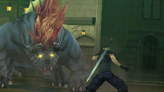 Screenshot Thumbnail / Media File 1 for Crisis Core - Final Fantasy VII (USA)