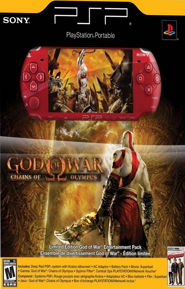 God of War - Chains of Olympus (USA) ISO