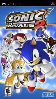 Screenshot Thumbnail / Media File 1 for Sonic Rivals 2 (USA)